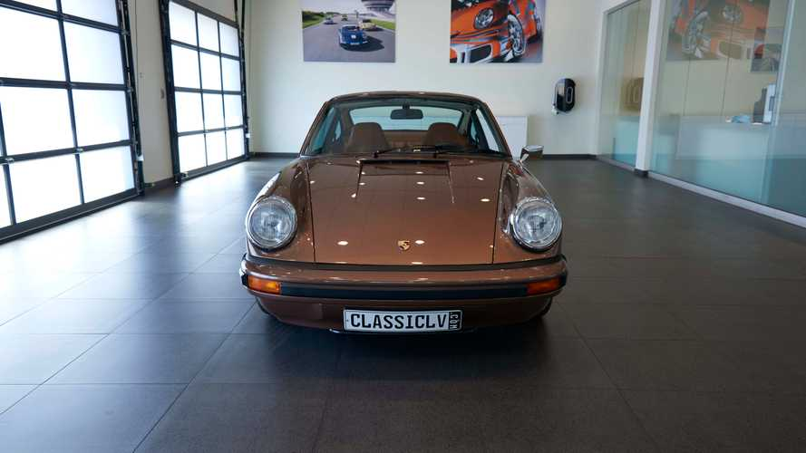 1974 Porsche 911 Carrera Has A Remarkable Vehicle History
