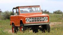 Icon Ford Bronco Old School im Fahrbericht
