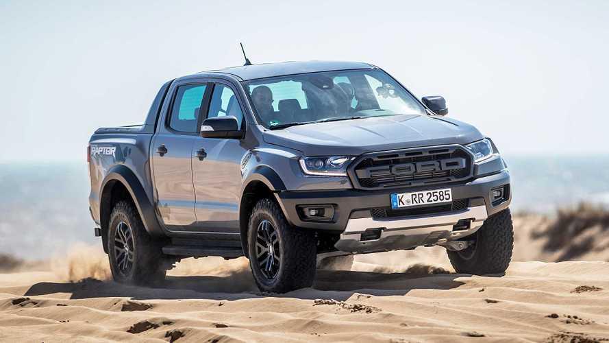 Ford confirma intenção de equipar Ranger Raptor com motor V8