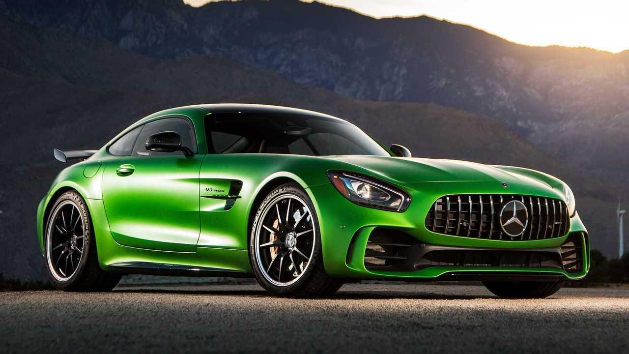 5. Mercedes-AMG GT R