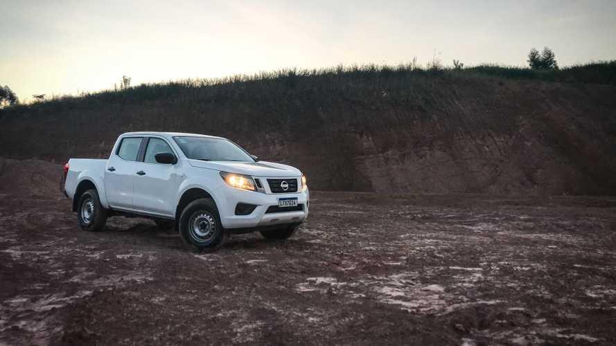 Teste Nissan Frontier S MT: Aqui é trabalho