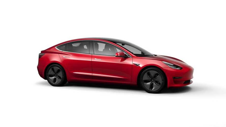 Tesla Model 3 EPA Energy Consumption: Standard & Standard Plus