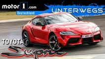 Video: Toyota GR Supra 3.0 (2019) im Test