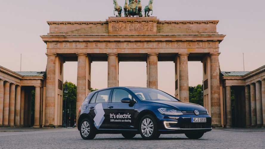 Volkswagen WeShare officially launches in Berlin