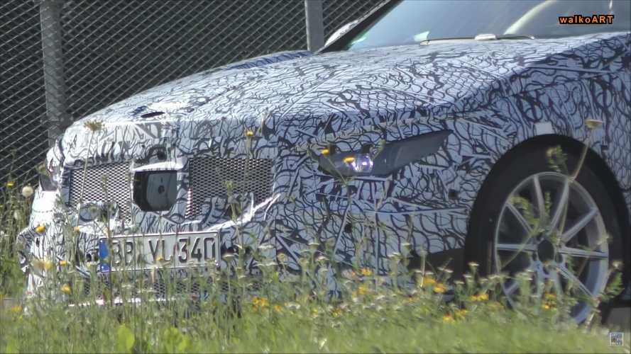 Next-Gen Mercedes-Benz C-Class Spy Screenshots