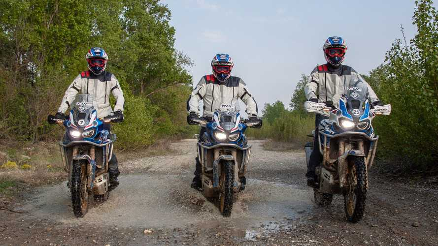 T.ur è partner ufficiale di True Adventure Offroad Academy