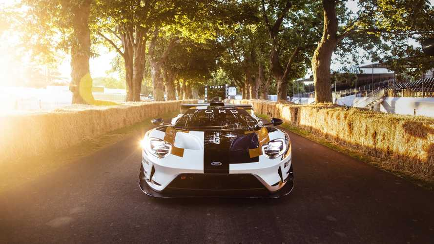 Ford GT MkII (2019)