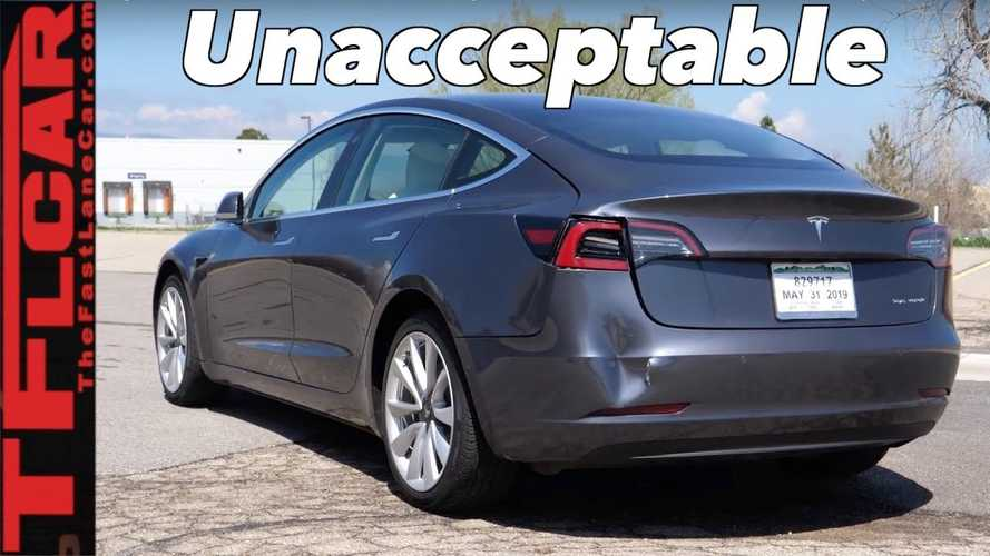 Reviewer's Tesla Model 3 Repair Situation Is Beyond Ridiculous