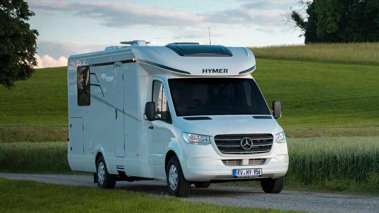 Hymer Tramp S 2019