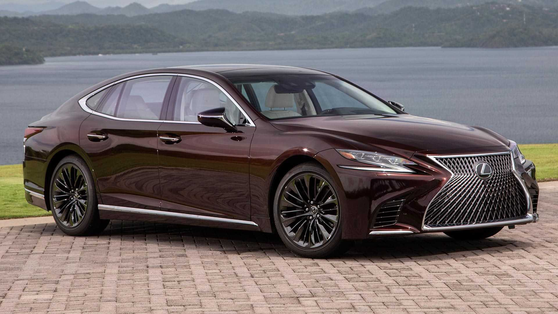 2020 Lexus Ls 500 Inspiration Series For Sale