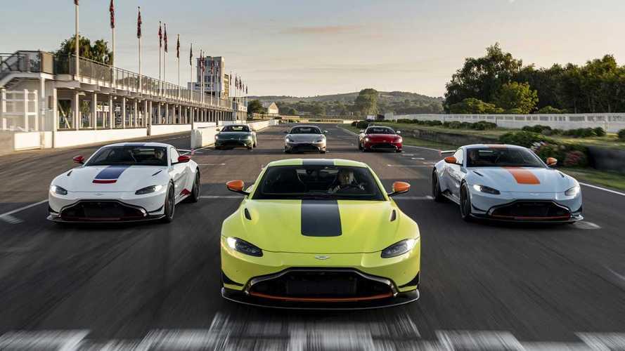 Aston Martin Vantage Heritage Racing Edition, homenaje al pasado