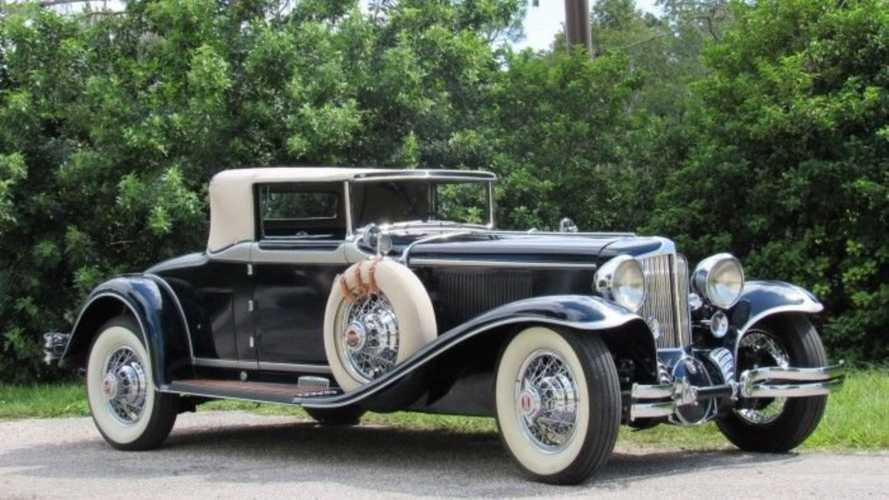 1929 Cord L-29 Cabriolet Was Before Its Time