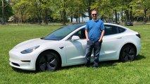 Tesla Model 3 Paint Repair