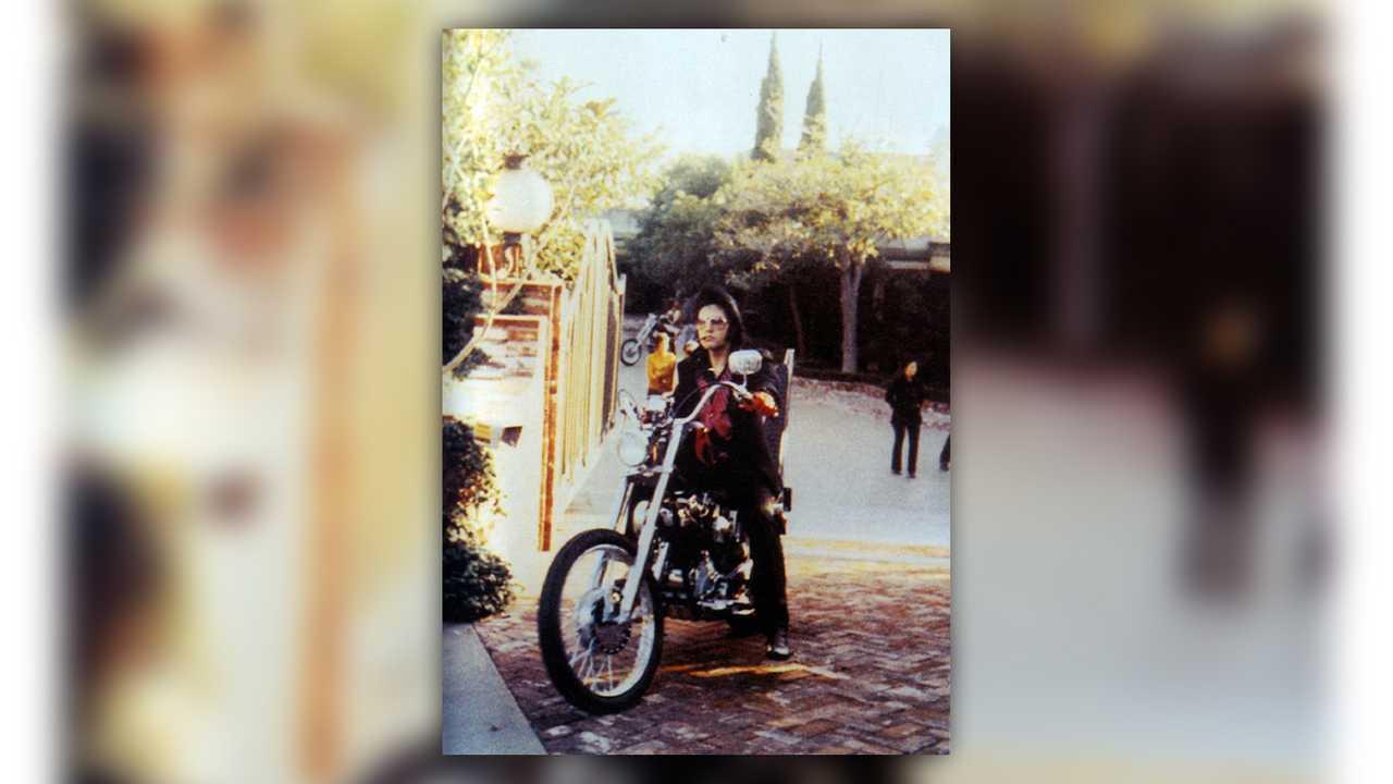 1966 Harley-Davidson FLH Chopper