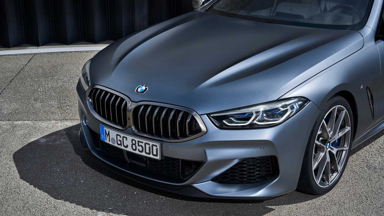 BMW Série 8 Gran Coupe 2020