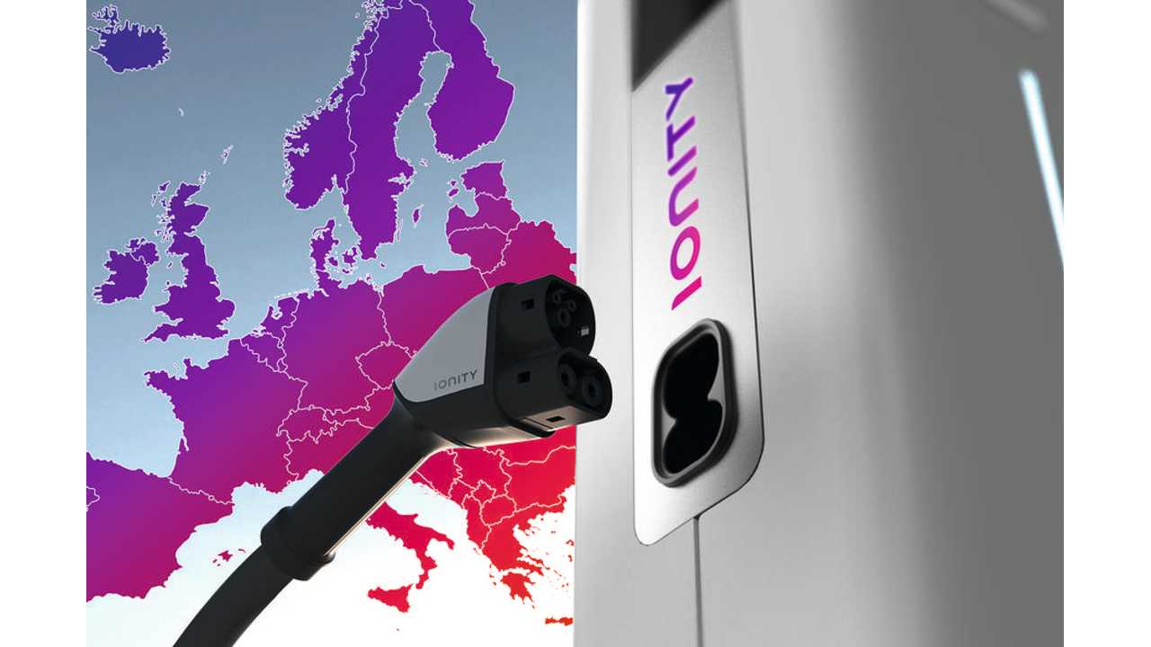 BMW, Ford, Volkswagen, Daimler Team Up For Install Of Fast Chargers In Europe