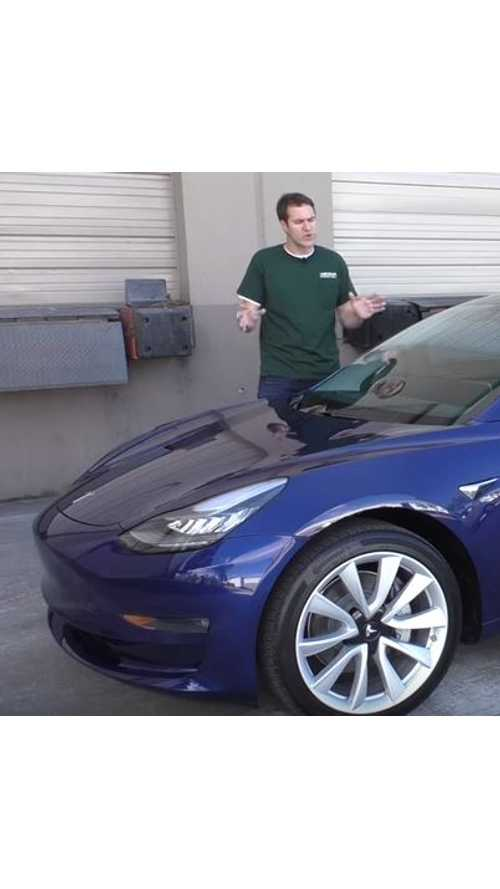 Full Tesla Model 3 Video Review Concludes It's The
