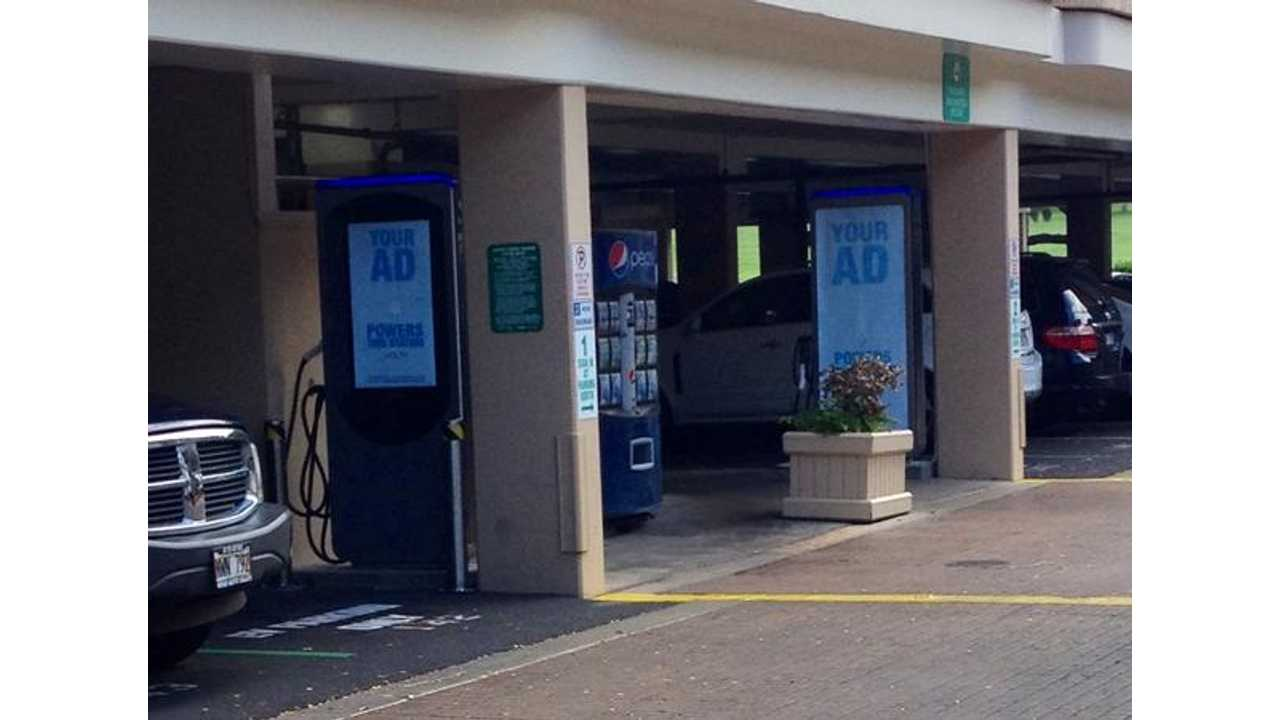 Volta Opens Its First Two Charging Stations On Maui