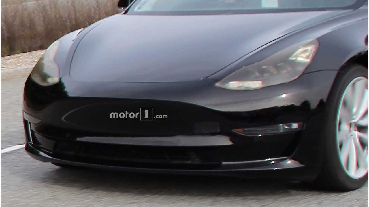Tesla's Once-Odd Front Fascia Now Viewed As Signature & Slick