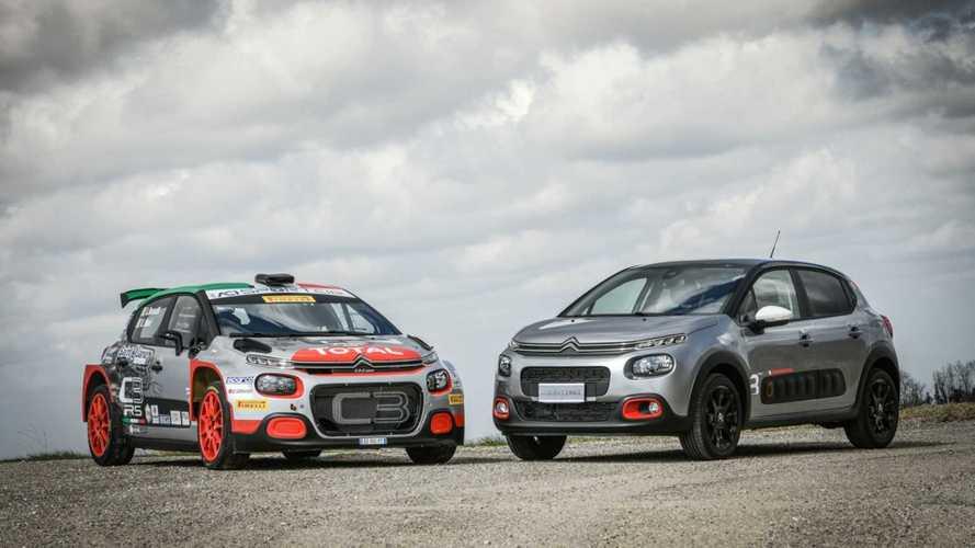 Citroen RAC3 Edition, la serie limitata che si ispira al WRC