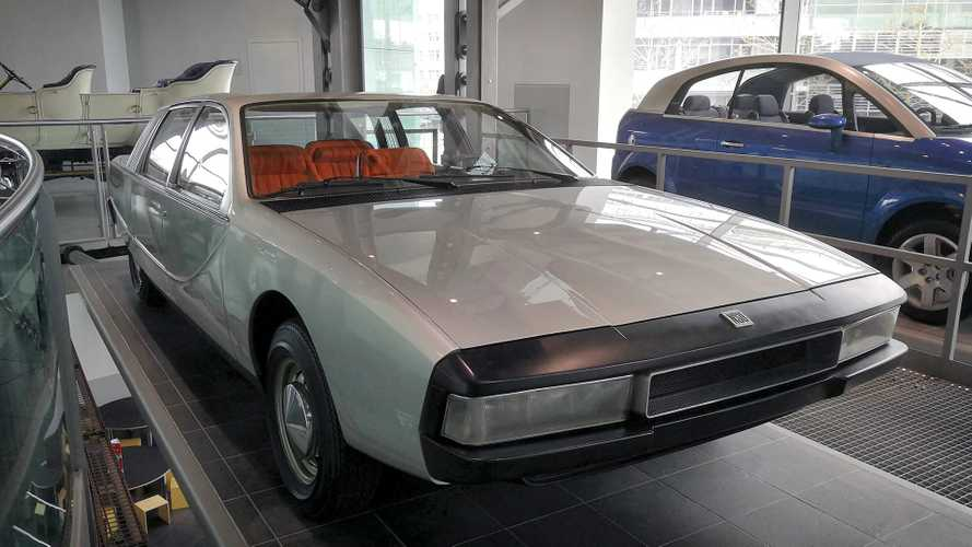 Vergessene Studien: NSU Ro 80 Pininfarina (1971)