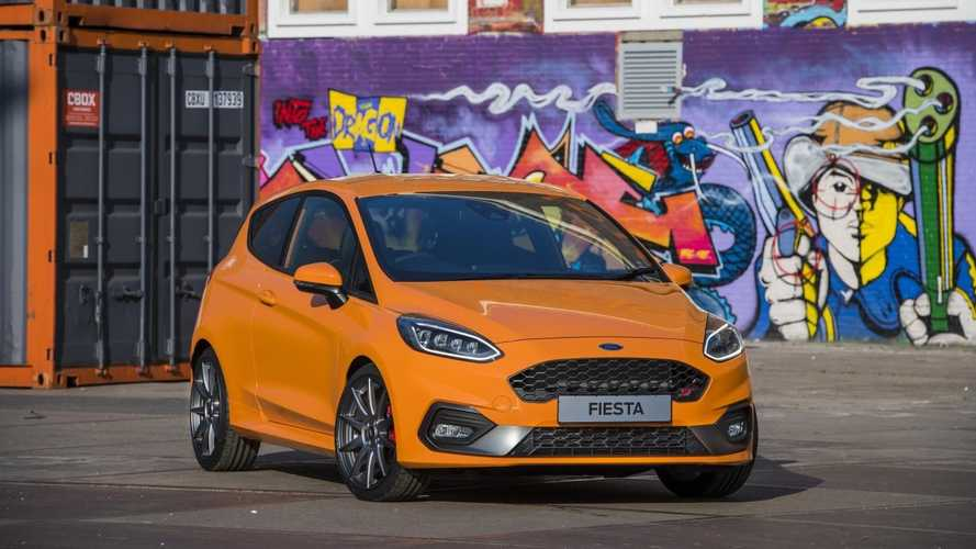 Ford présente une Fiesta ST Performance Edition pour le Royaume-Uni