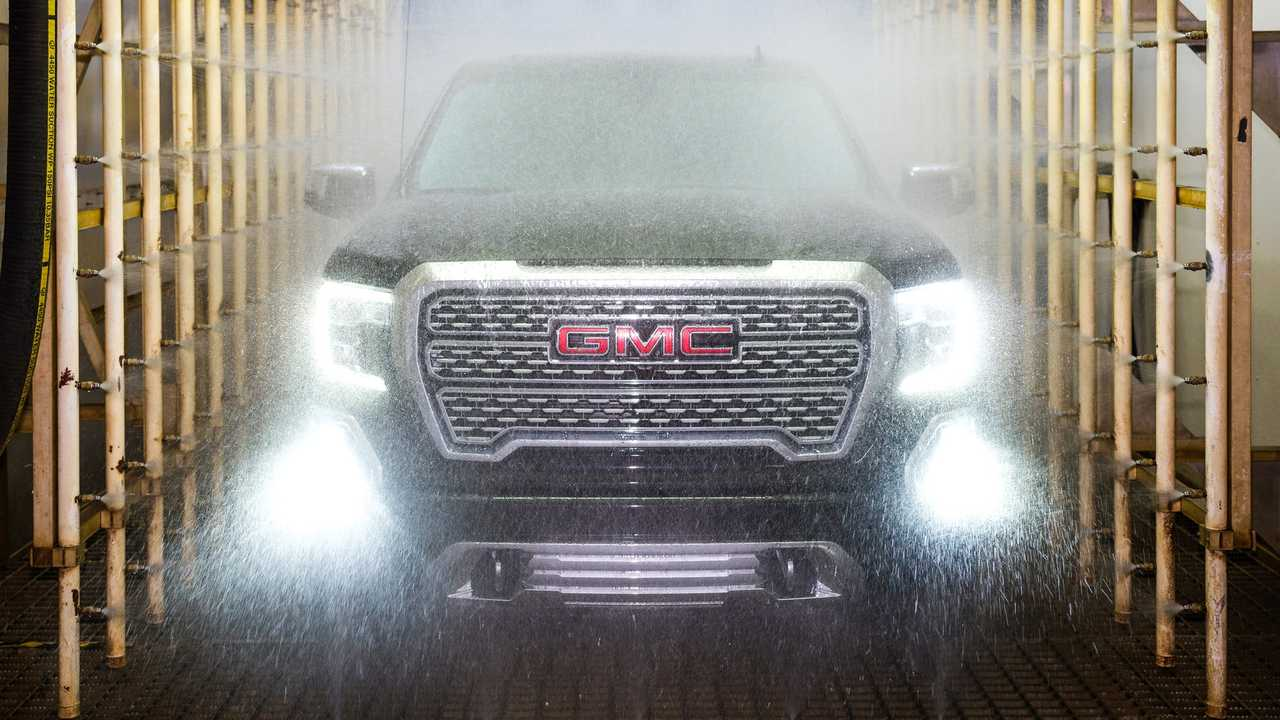 2019 GMC Sierra CarbonPro Edition