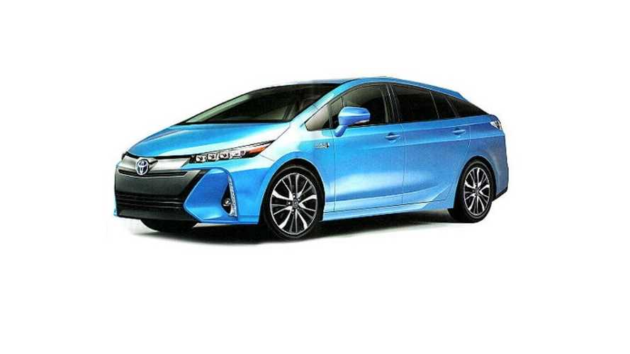 Next Generation Toyota Prius Debuts, Now Here Is The Plug-In Version?