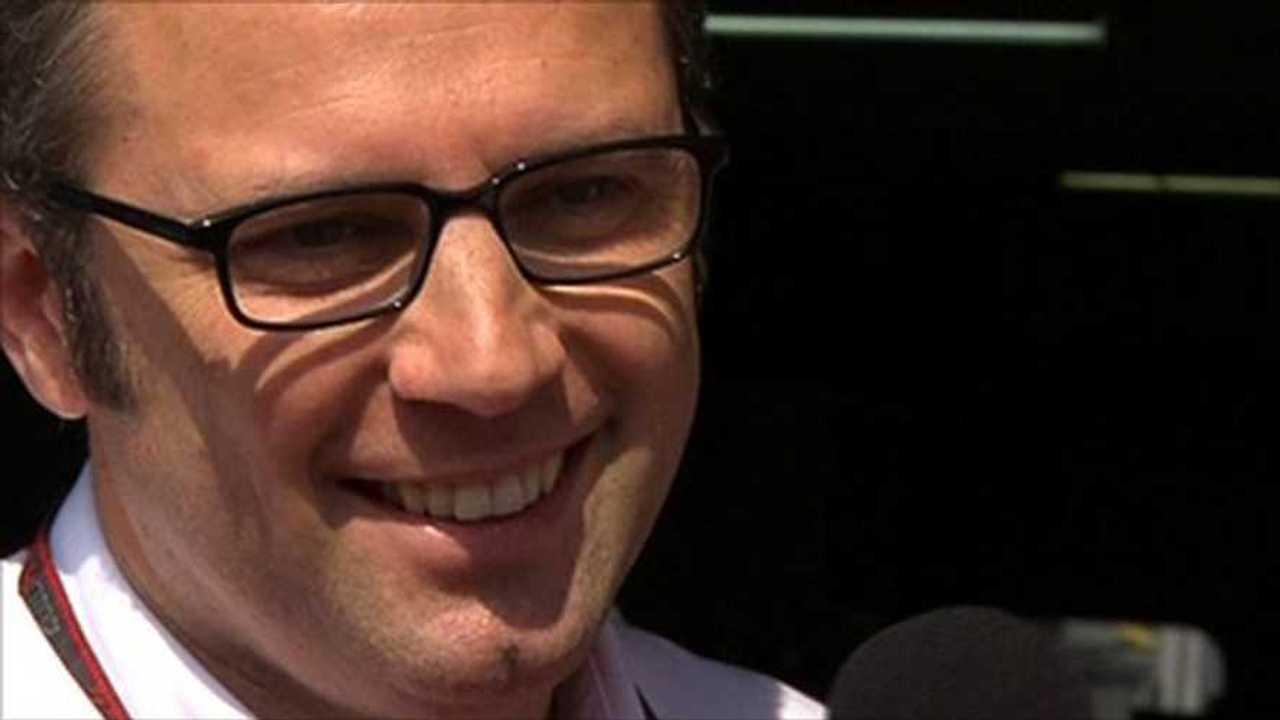 Lamborghini CEO Admits Electrification Is The Future