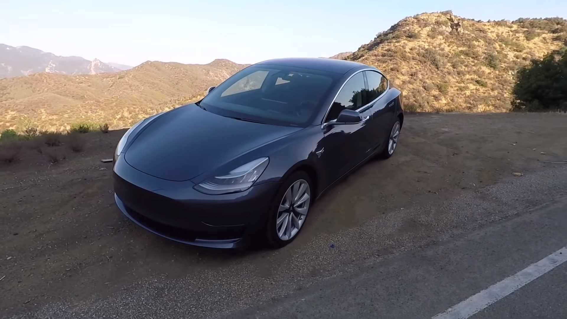 The Smoking Tire Presents Its Tesla Model 3 Test Drive Review