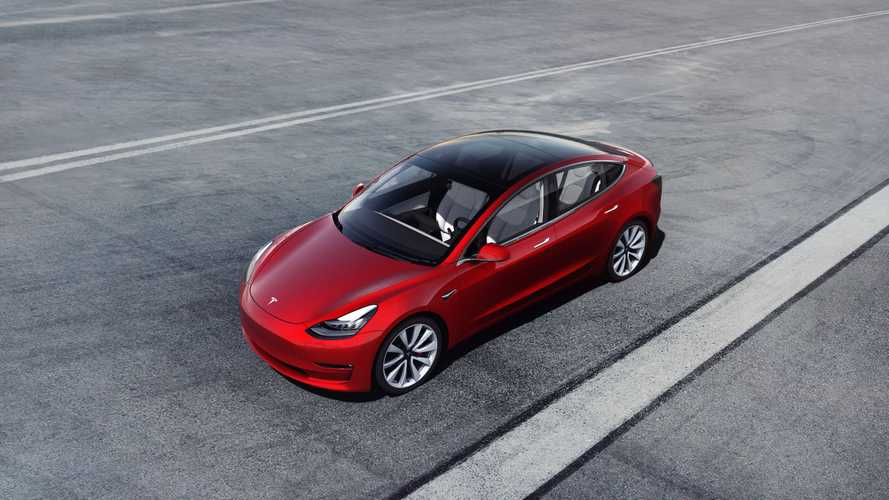 Tesla Model 3 Performance Test Drive Review