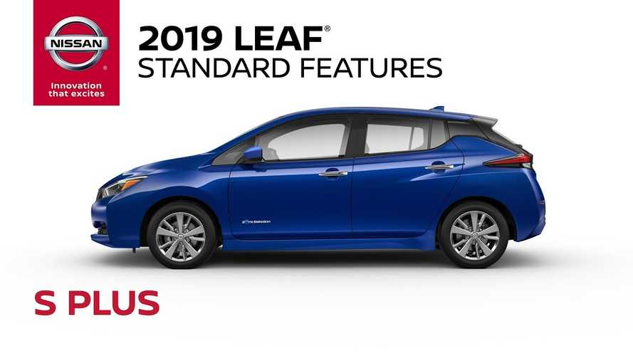 Nissan Releases 2019 LEAF e-PLUS Standard Feature Comparison Videos