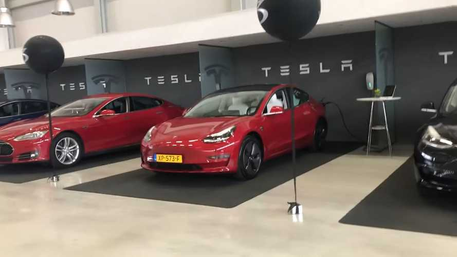 Tesla Model 3 Orders In Germany Stable At Over 700 In July