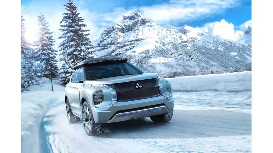 Mitsubishi Engelberg Tourer PHEV Gets 43 Miles Of EV Range: Video