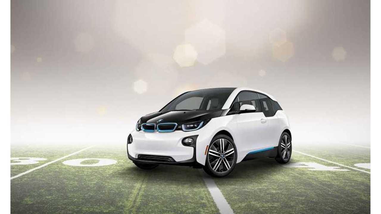 BMW To Advertise i3 During Super Bowl XLIX
