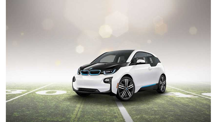BMW To Advertise i3 During Super Bowl XLIX