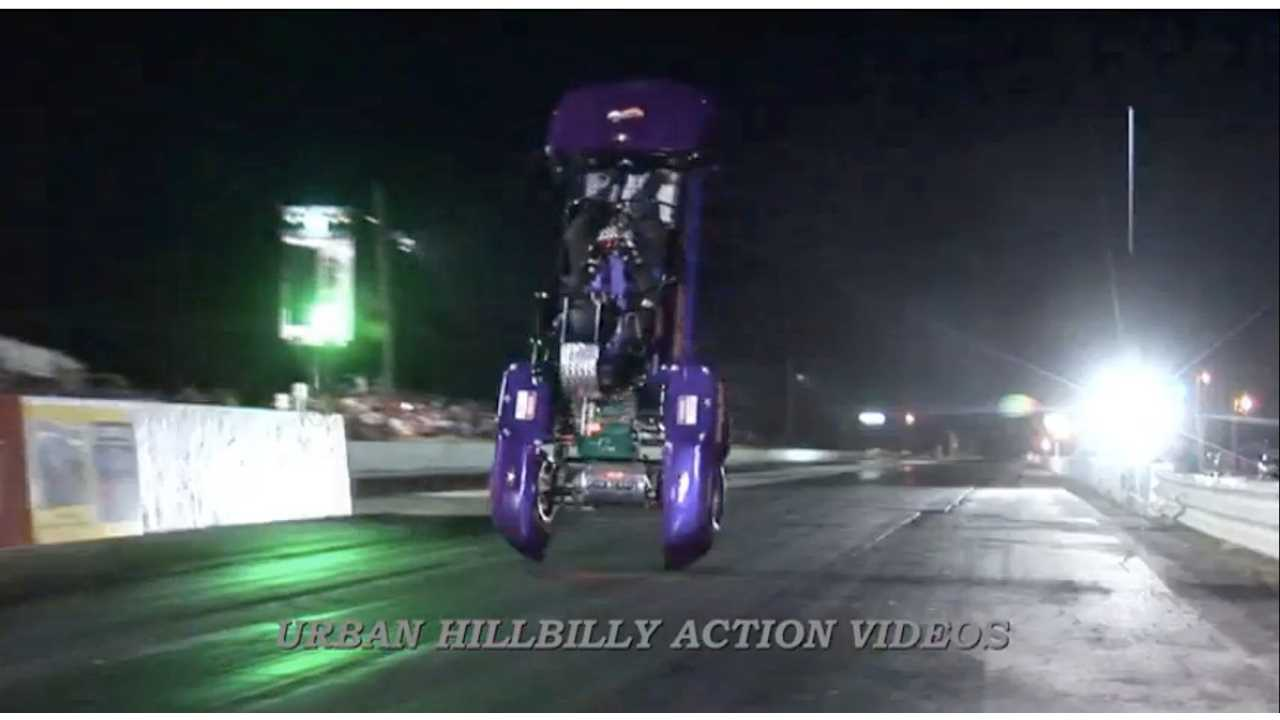 Why Electric Golf Carts Need Wheelie Bars (Video)