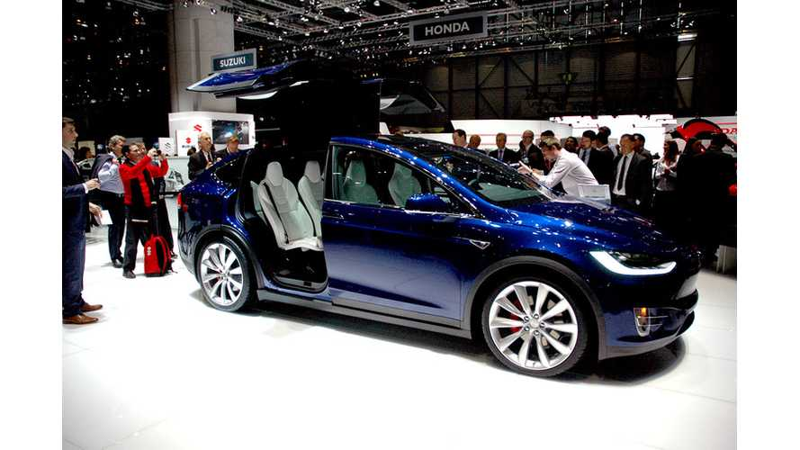 Longer Range 100 kWH Battery (P100D) Coming Soon For Tesla Model S/X - Hacker