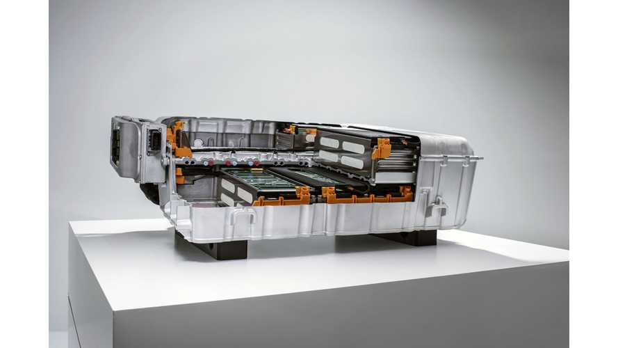 Details On Audi's Battery Technology