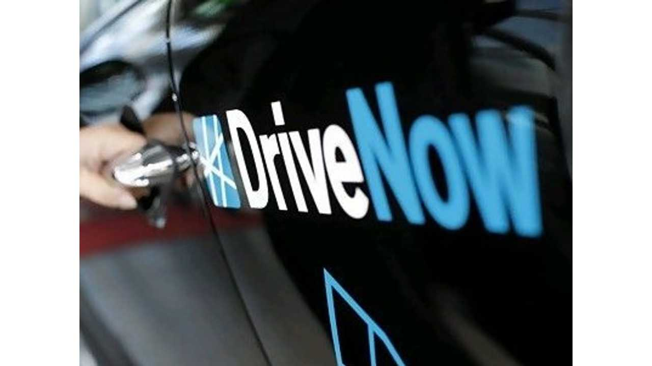 BMW DriveNow Launches In London With 30 i3s Coming In 2015