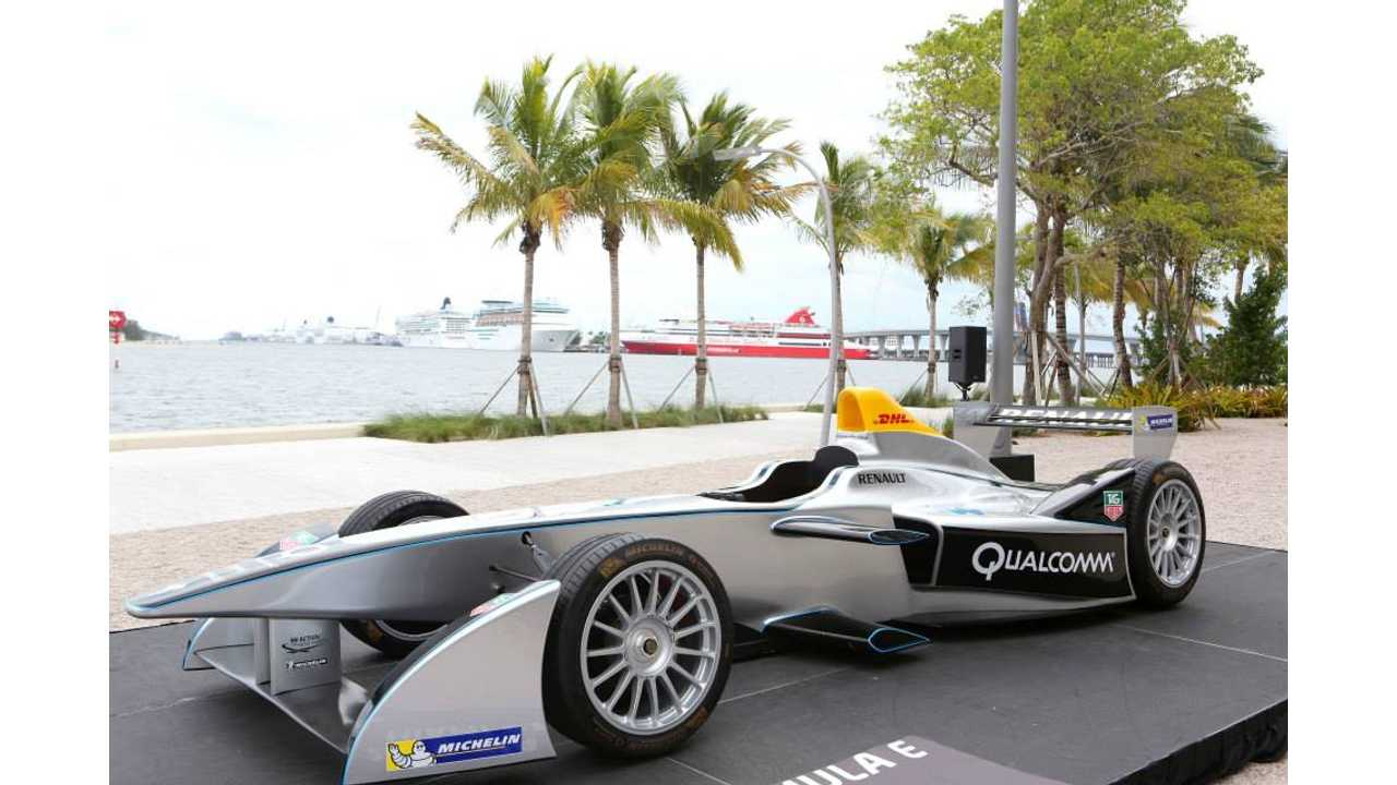 Miami's Formula E Race To Generate $10 Million In Direct Spending