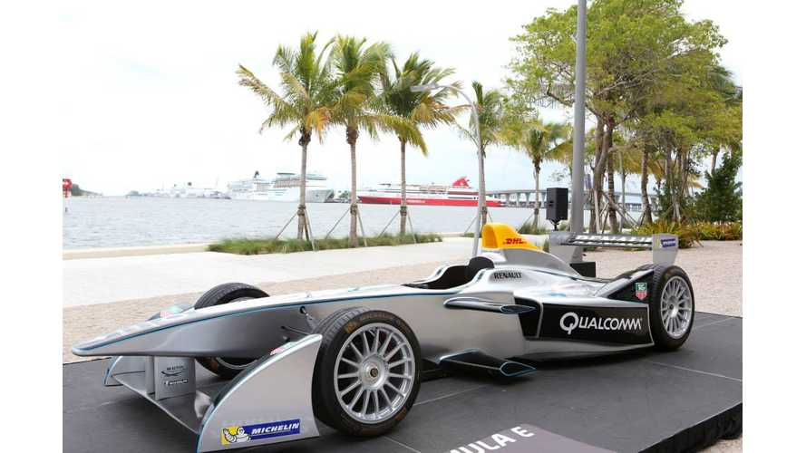 Miami's Formula E Race To Generate $10 Million In Direct Spending