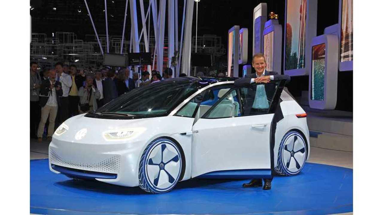 Volkswagen CEO Admits Tesla Has Abilities It Lacks