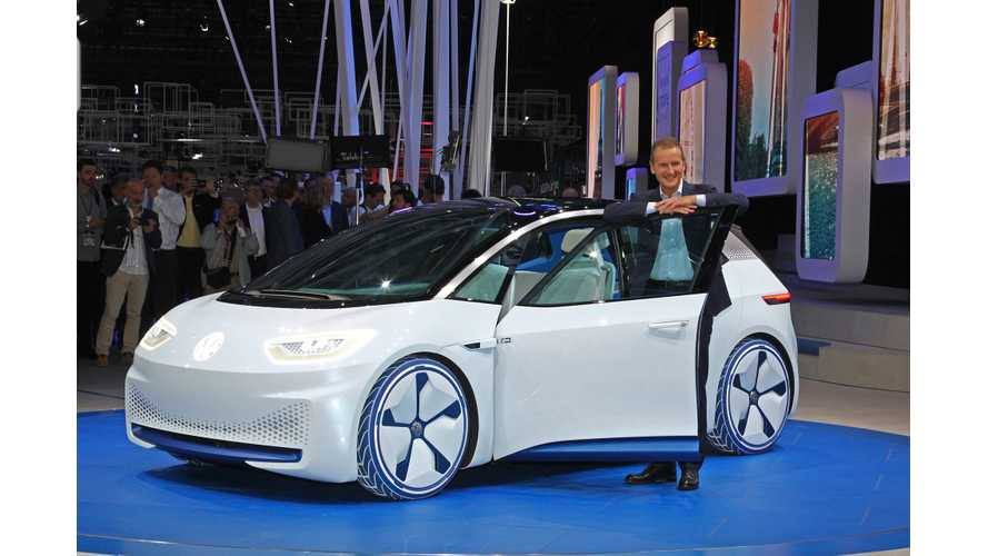 Volkswagen CEO Admits Tesla Has Abilities It Lacks