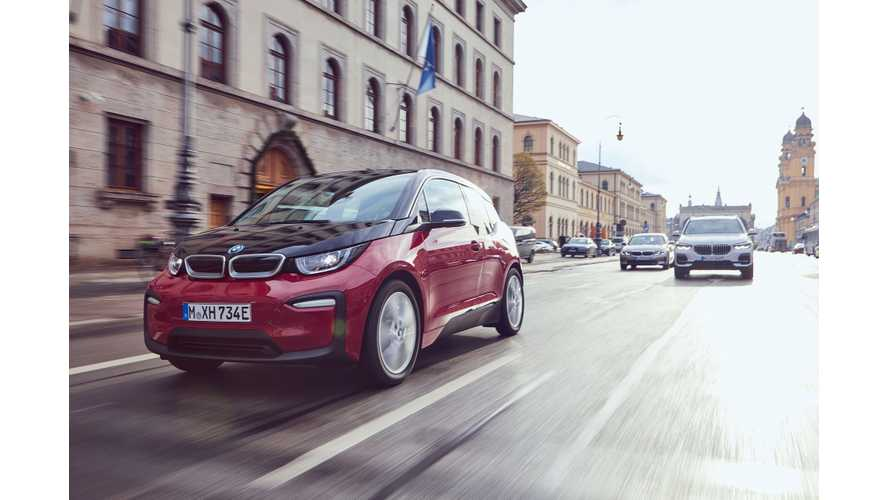 BMW Releases Nifty Infographics On Electromobility In 2018