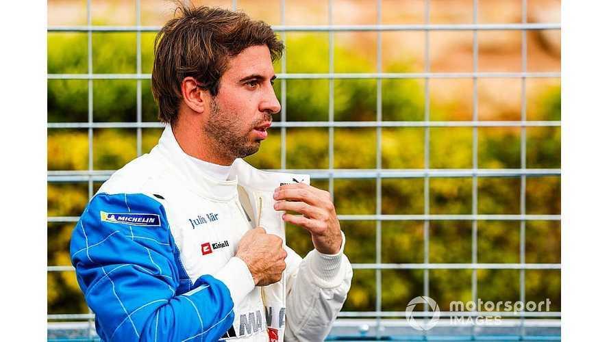 Da Costa Takes Blame For BMW On BMW Crash In Formula E
