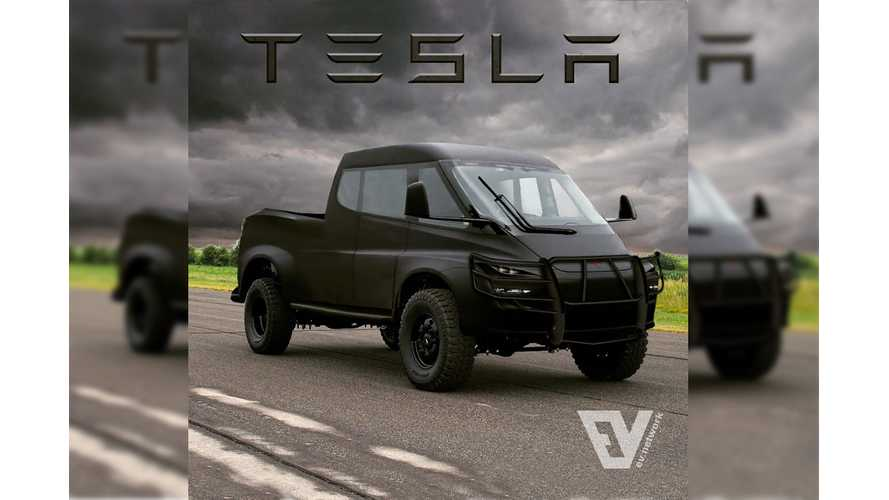 Tesla Pickup Truck With 500-Mile Range To Be Unveiled This Summer?