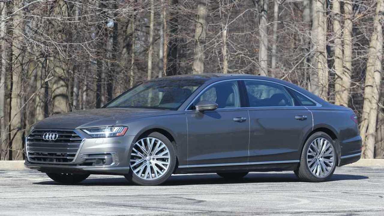 2019 Audi A8 L: Driving Notes