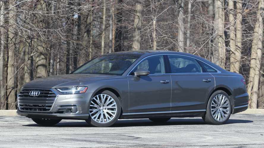 Audi A8: Autonomes Fahren nach Level 3 endgültig gestrichen