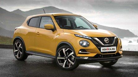 Nissan Juke Gets 360-Degree 4K Dashcam Because, Why Not?